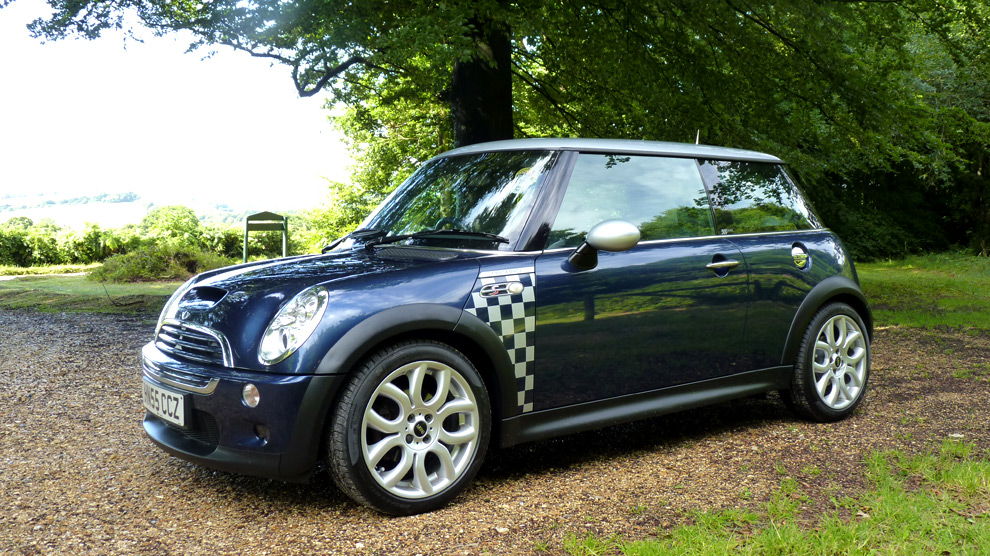 R53 BMW MINI Cooper S Checkmate
